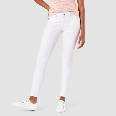 DENIZEN® from Levi's® Women's Mid-Rise Skinny Jeans