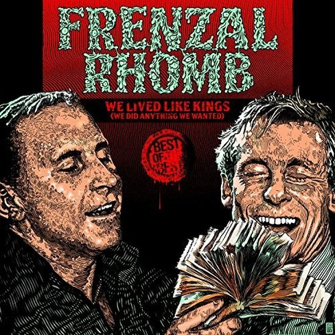 Frenzal Rhomb - We Lived Like Kings:Best Of Frenzal R (Vinyl) - image 1 of 1