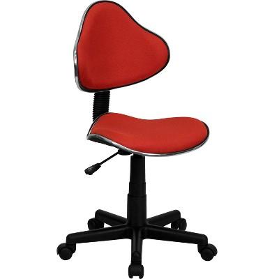 Flash Furniture Fabric Swivel Ergonomic Task Office Chair