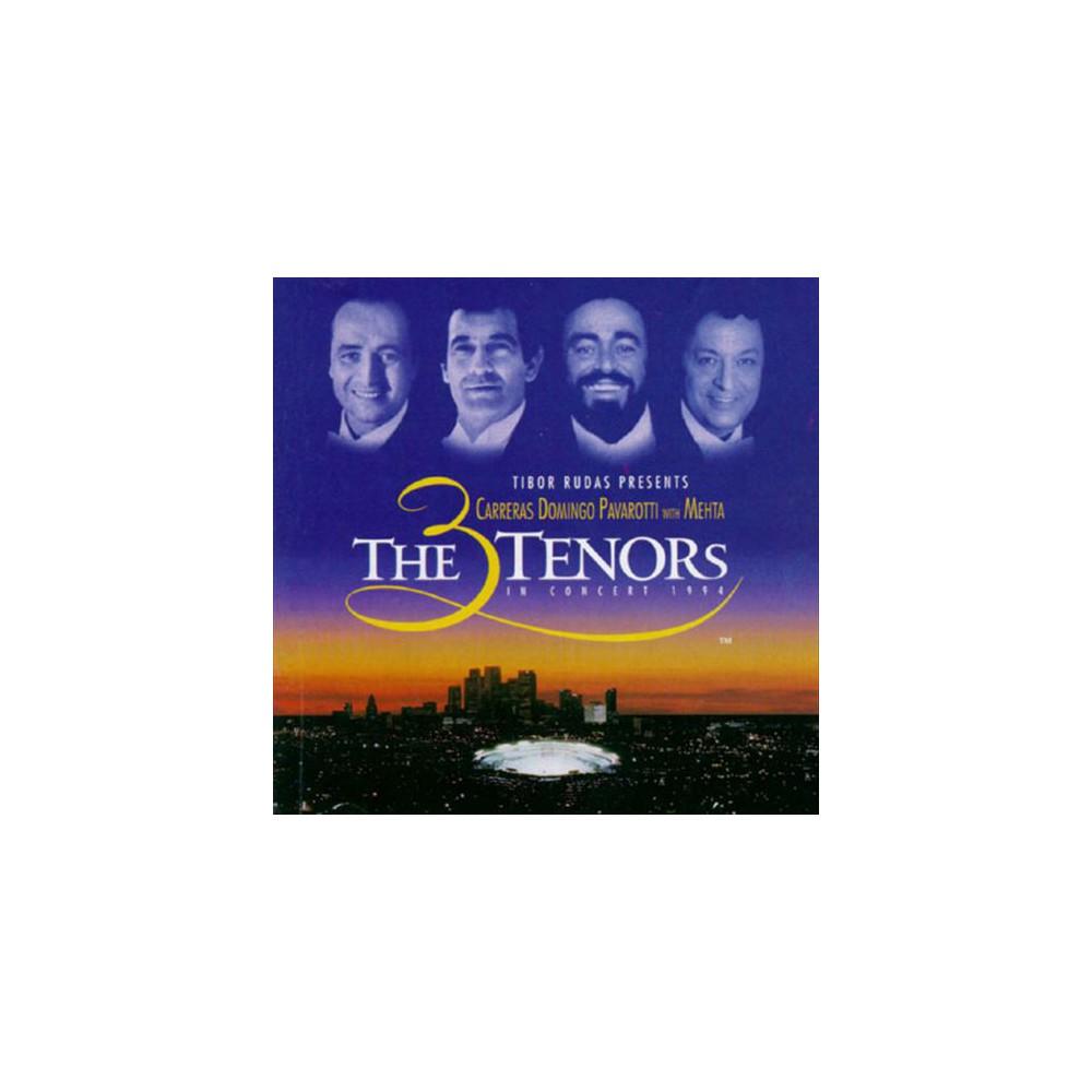 Jose Carreras - Three Tenors In Concert 1994 (CD)