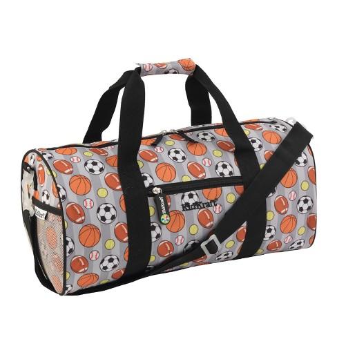 Kidkraft Duffle Bag Sports Gray