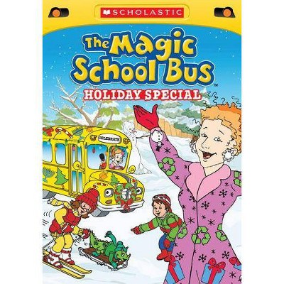The Magic School Bus Holiday Special (DVD)(2012)
