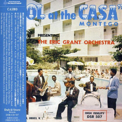 Eric grant - Cool at the cas montego (CD) - image 1 of 1