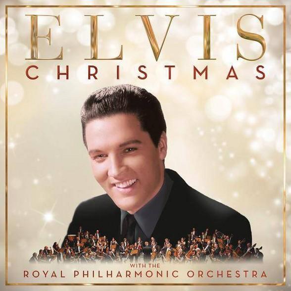 Elvis Christmas Album Vinyl.Elvis Presley Christmas With Elvis Presley And The Royal Philharmonic Orchestra Vinyl