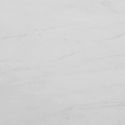 White Faux Marble/Light Oak