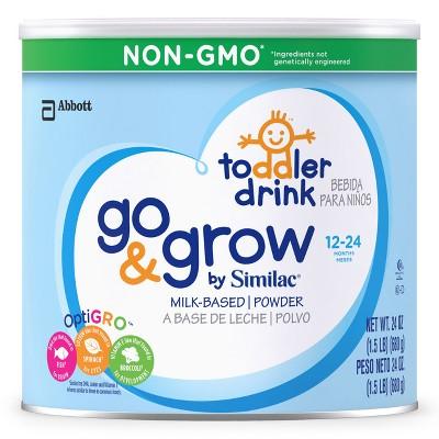 Baby Formula: Similac Go & Grow Non-GMO