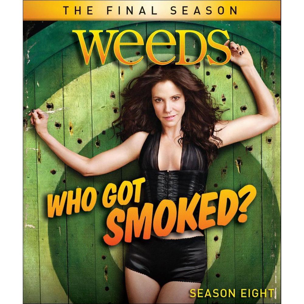 Weeds Season Eight Blu Ray