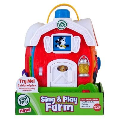 LeapFrog® Sing & Play Farm