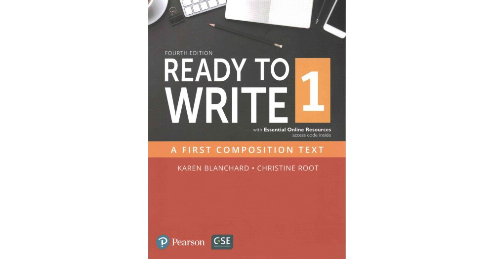 Pearson Education Ready to Write 1 : A First Composition ...