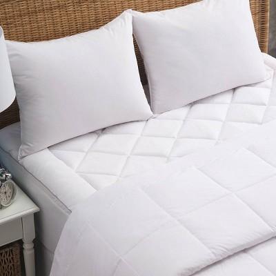 SlumberTech MicronOne Allergen Barrier Cover Standard Pillow 2pk