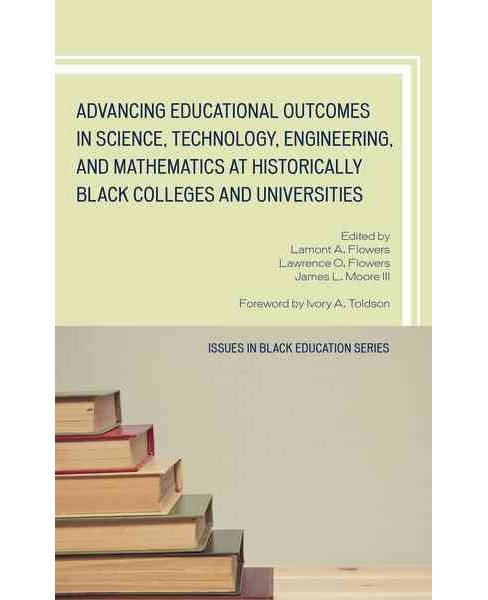 Advancing Educational Outcomes in Science, Technology, Engineering, and Mathematics at Historically - image 1 of 1