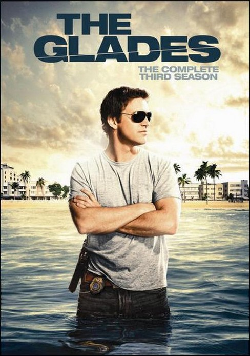 Glades season 3 (DVD) - image 1 of 1