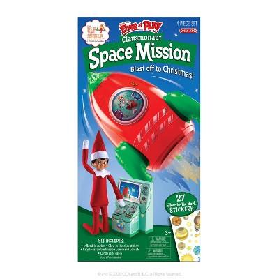 Clausmonaut Space Mission