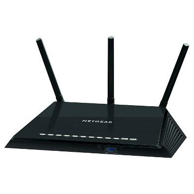 NETGEAR AC1750 Smart WiFi Router— 802.11ac Dual Band Gigabit (R6400)