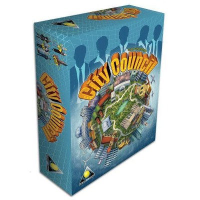 City Council Board Game