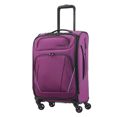 "American Tourister 20"" Superset Suitcase - Purple"