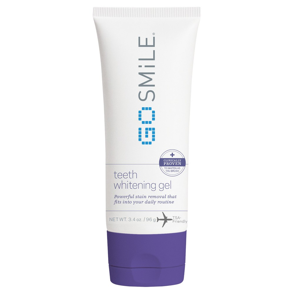 Image of GO SMiLE Advanced formula Teeth Whitening Gel - 3.4oz