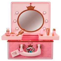 Disney Princess Style Collection Travel Vanity