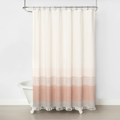 Ombre Shower Curtain Copper - Hearth & Hand™ with Magnolia