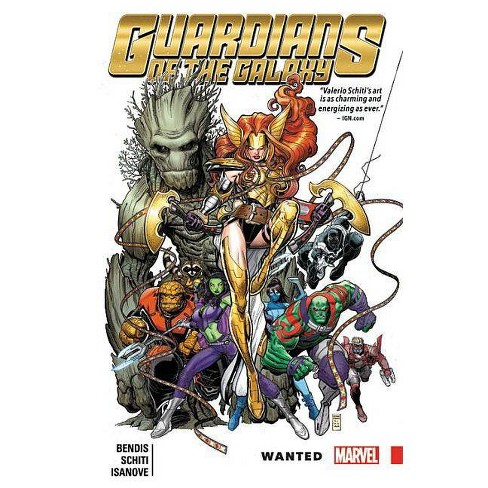 Guardians of the Galaxy: New Guard, Volume 2 - (Paperback) - image 1 of 1