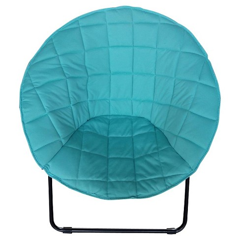 Quilted Dish Chair Room Essentials