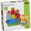 Haba USA Brain Builder Peg Set - image 4 of 4