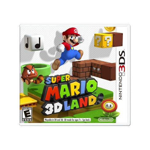 Super Mario 3D Land Nintendo 3DS - image 1 of 1