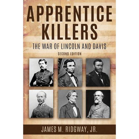 Apprentice Killers - by  James M Ridgway (Paperback) - image 1 of 1