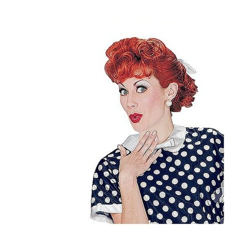 Women S I Love Lucy Wig Red Target