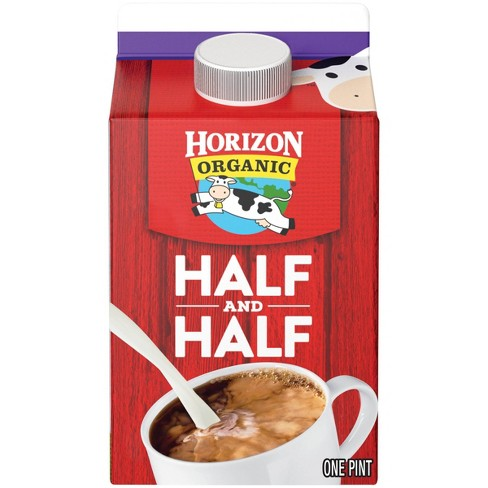 Horizon Organic Half & Half - 1pt - image 1 of 2