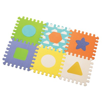 Infantino Go gaga! Soft Foam Puzzle Mat