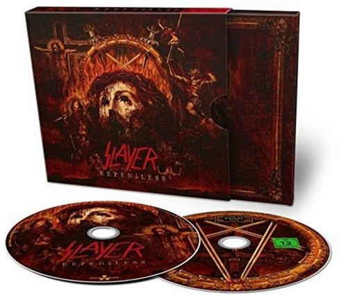 Slayer - Repentless (CD) - image 1 of 1