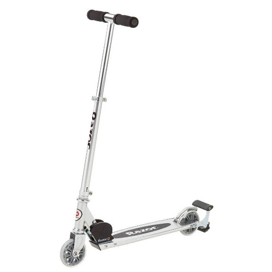 Razor Spark Scooter Clear, Kids Unisex image number null