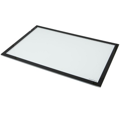 Monoprice Ultra-thin Light Box for Artists, Designers and Photographers - Large 24.5-inch (22.4 x 14.6 x 0.3 inch)