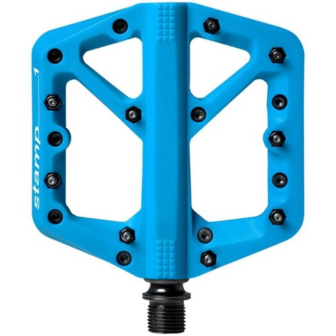 Crank Brothers Stamp 1 Small Pedals: Blue - image 1 of 1