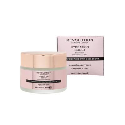 Makeup Revolution Skincare  Hydration Boost Lightweight Hydrating Gel Cream - 1.75 fl oz