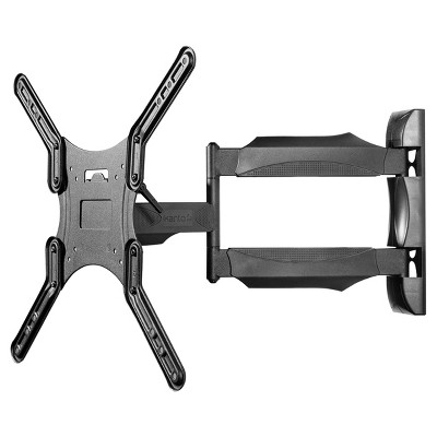Kanto Full Motion TV Wall Mount For 26 -55  - Black (M300)
