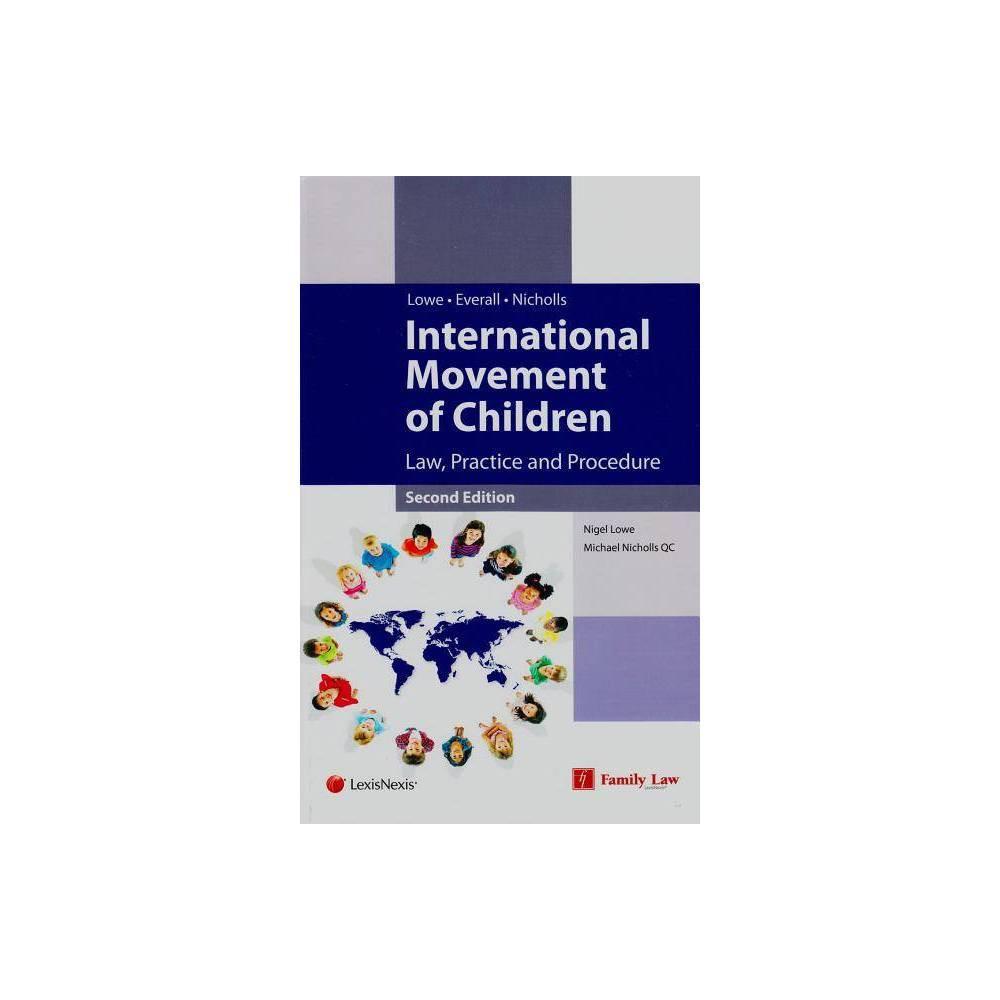 International Movement of Children - 2 Edition by Michael Nicholls (Hardcover)