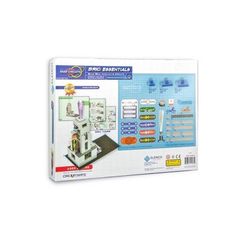 Elenco Snap Circuit Bric Essentials Circuits & Robots Builder Kit - image 1 of 4