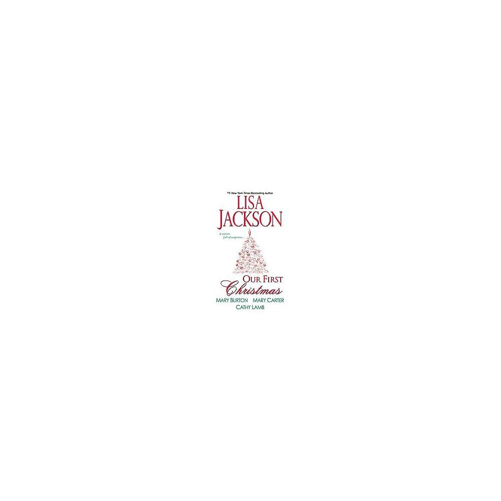 Our First Christmas (Reprint) (Paperback) (Lisa Jackson)