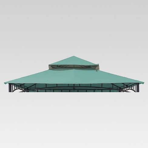 Gazebo Canopy Replacement - Turquoise - Threshold™ - image 1 of 1
