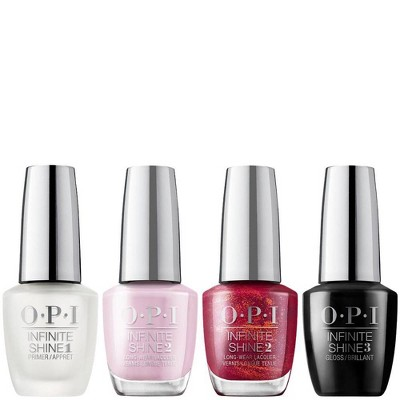 OPI Hollywood Collection Infinite Shine Mini Nail Lacquer Set - 4pk