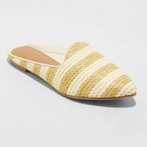 Women's Violet Mules - Universal Thread™ - image 1 of 4
