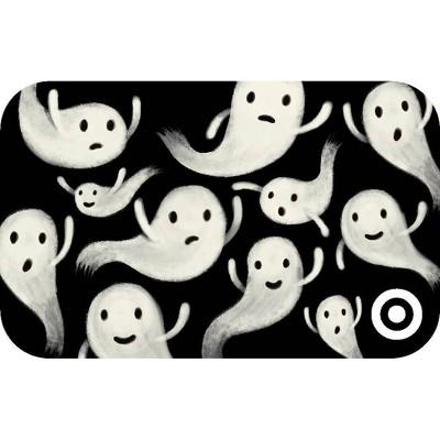 Flying Ghosts Target GiftCard