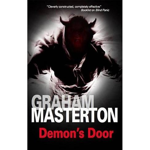 Demon's Door - (Jim Rook Horror Novel) by  Graham Masterton (Hardcover) - image 1 of 1