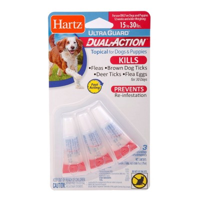 Hartz Dual Action Insect Prevention - M