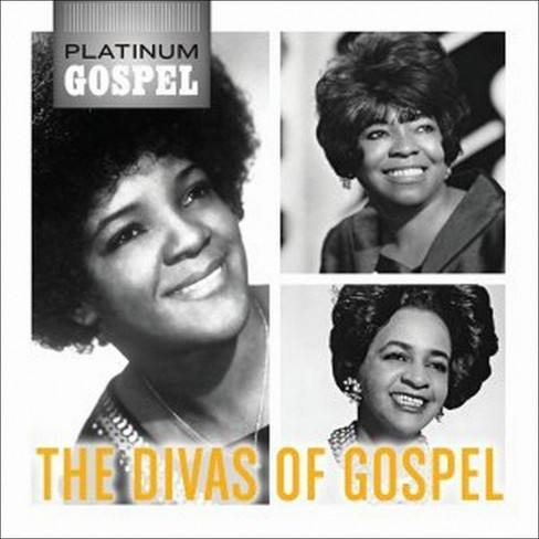 Various - Divas of gospel (CD) - image 1 of 1