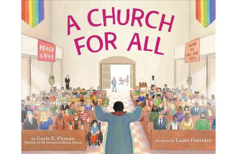 Church for All -  by Gayle E. Pitman (School And Library) - image 1 of 1