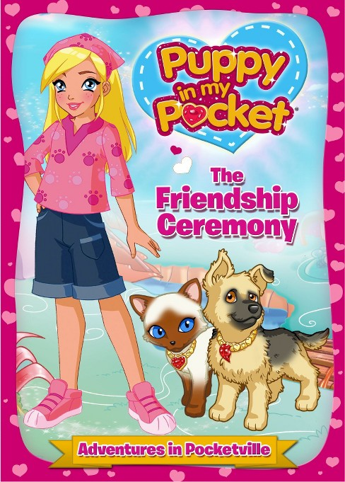Puppy In My Pocketfriendship Ceremon Dvd Target