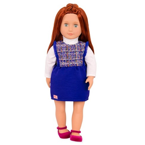 "Our Generation Lenaya 18"" Fashion Doll - image 1 of 3"